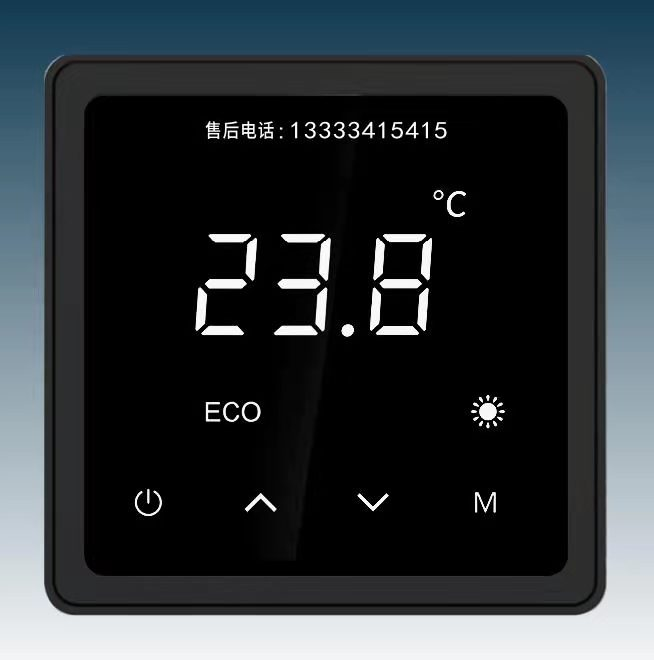 山西太原电地暖电采暖温控器的正确使用方法